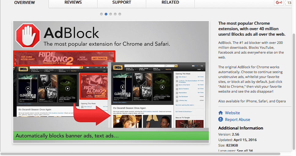 Make your laptop quicker on the web using an ad blocker ...