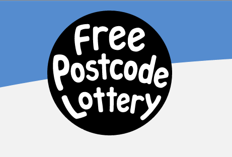 Free Postcode Lottery – UK