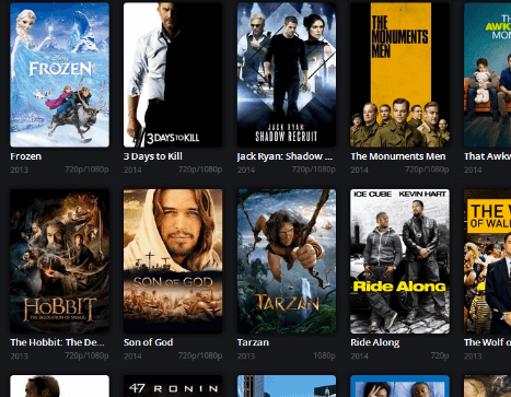 "Popcorn time solve ""The video could not be loaded"""