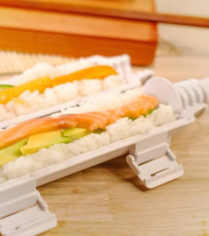 bazooka sushis