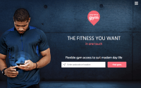 pay as you gym website