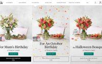 bloom and wild website