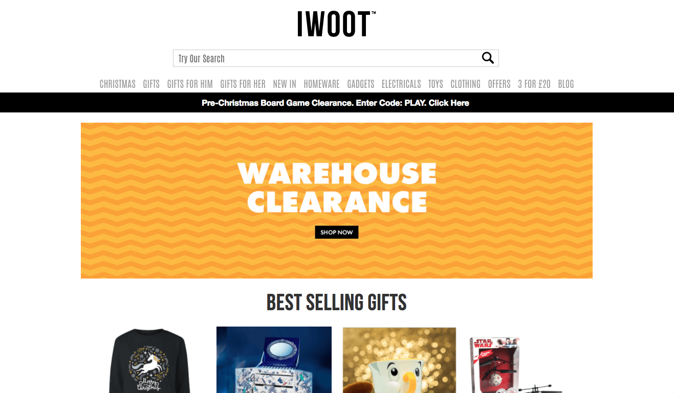 iwoot website