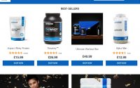 myprotein website