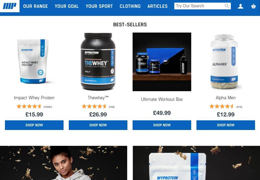 MyProtein referral code discount for 30% off