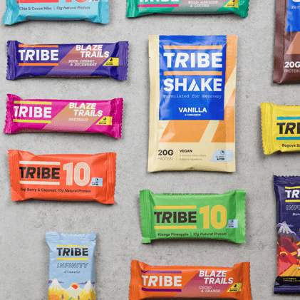 Try your first TRIBE Pack for £1