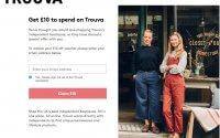 Trouva referral invite