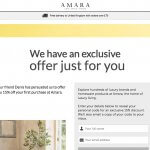 Amara code discount online - referral invite