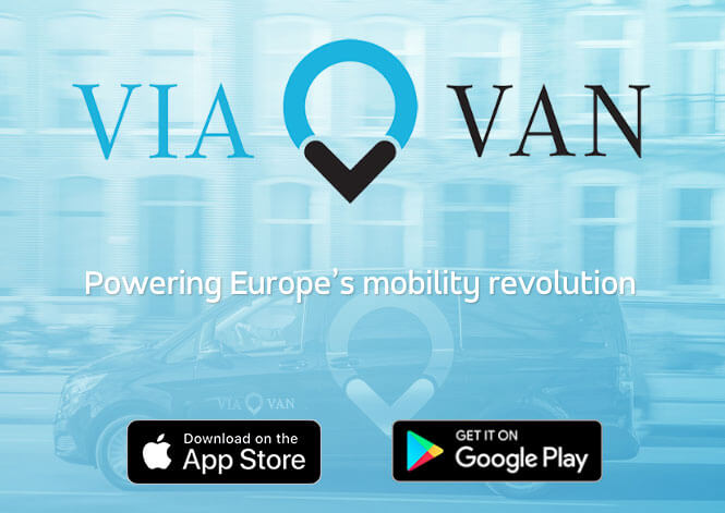 ViaVan code rafael2t8 – £20 free ride credit London