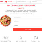 Mealpal invite code coupon