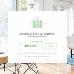Taskrabbit referral code UK - £10 free credit