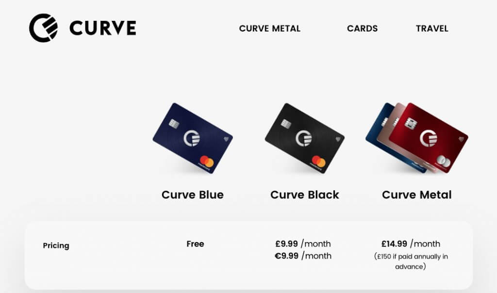 Curve referral code £5 when you activate your curve card on the app. Refer a friend 2019 offer