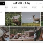 Pipers Farm referral code discount first order coupon code £10 off