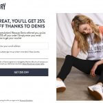 Tokyo laundry referral code 25% off your first order