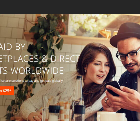 Payoneer referral code $25 reward, invitation link