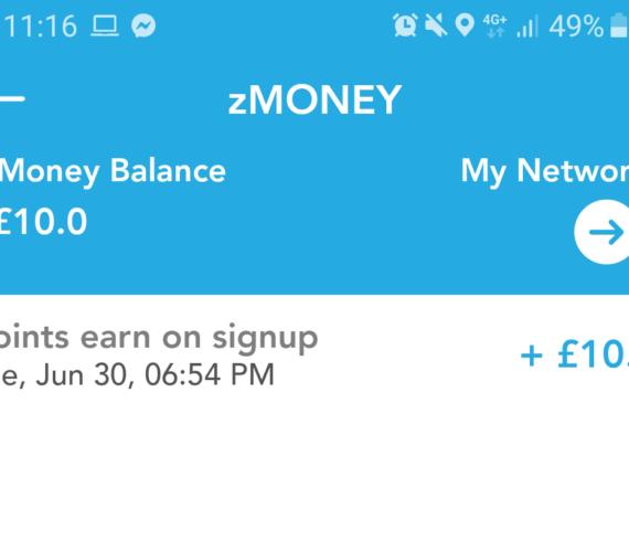 Zareou referral code invite, £10 discount on your first Zareou ride