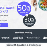 Gusto referral code 50% off promo code