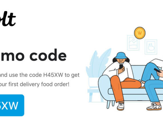 Wolt promo code first order