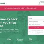 Topcashback invitation bonus UK, join with this top cashback refer a friend link