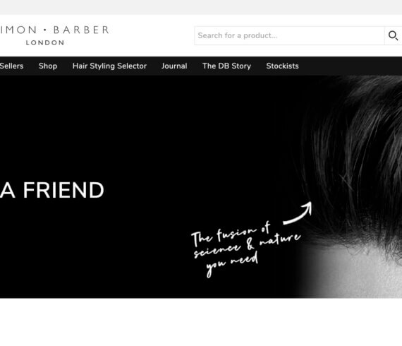 Daimon Barber referral code uk - get your referral discount for your first order