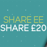 EE Pay As You Go sign up bonus, get a £10 Amazon voucher with this EE refer a friend pay as you go invitation.