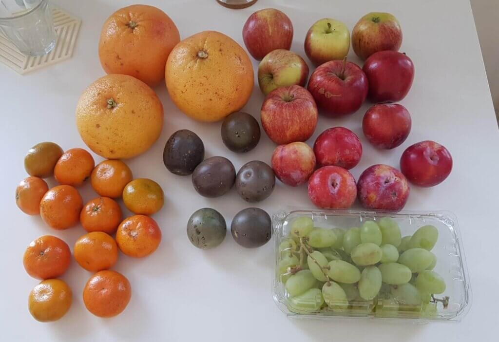 oddbox this week fruit box - oddbox discount code