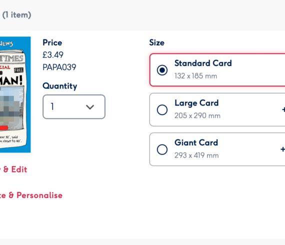 Moonpig free card UK voucher code